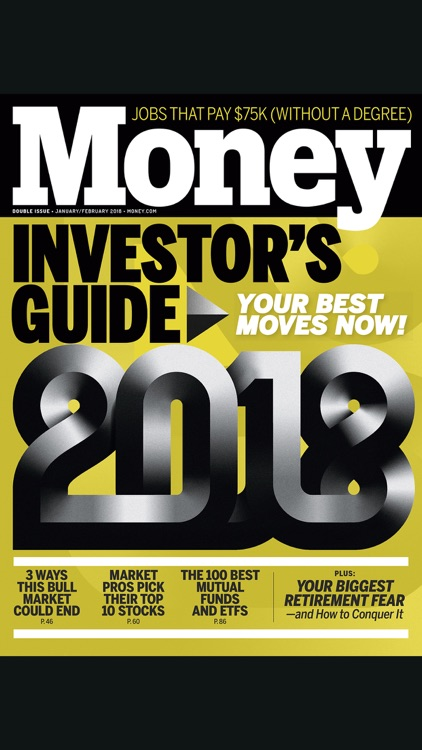 MONEY Magazine screenshot-0