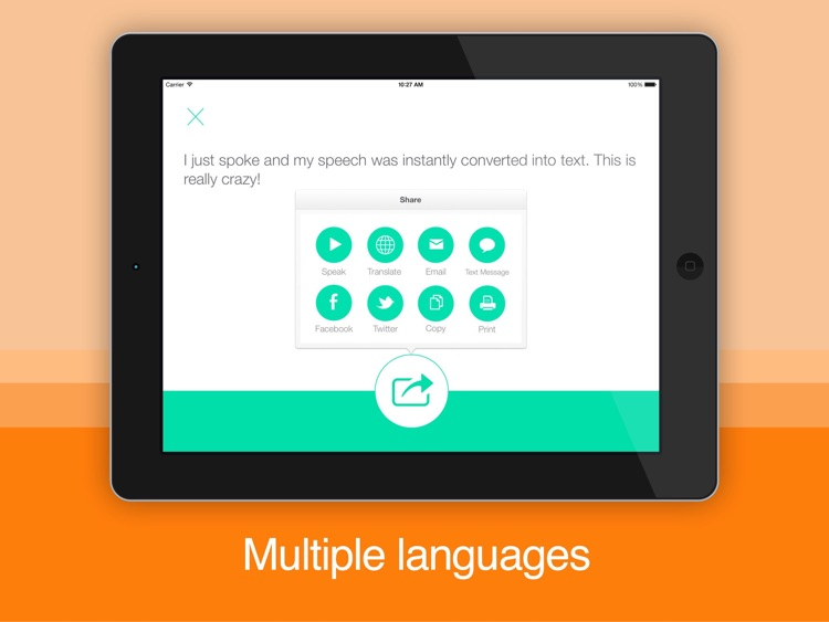 Active Voice HD : Speech-To-Text screenshot-3