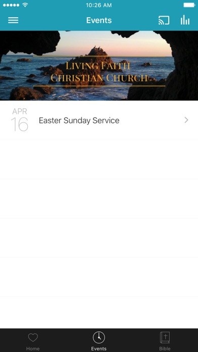 Living Church App screenshot 2