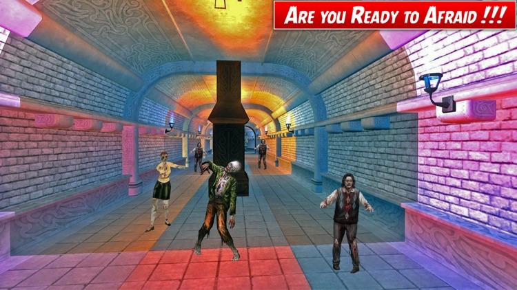 VR Horror House Visit : Free Zombie Adventure screenshot-4