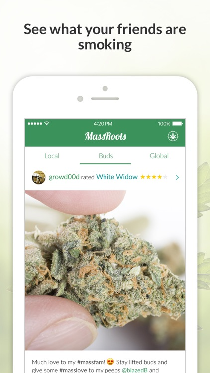 MassRoots Medical Cannabis screenshot-3