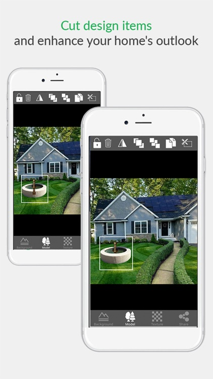Landscape Design- home decor, flower garden design screenshot-3