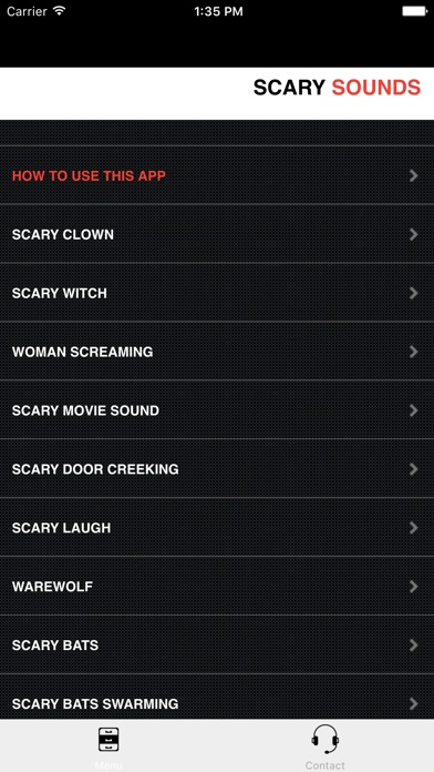 Scary sound effects app | Scary Sound Effects  2019-05-31