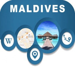 Maldives Offline City Map Navigation