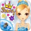 Princess Girls Dress up and Make up Makeover Game