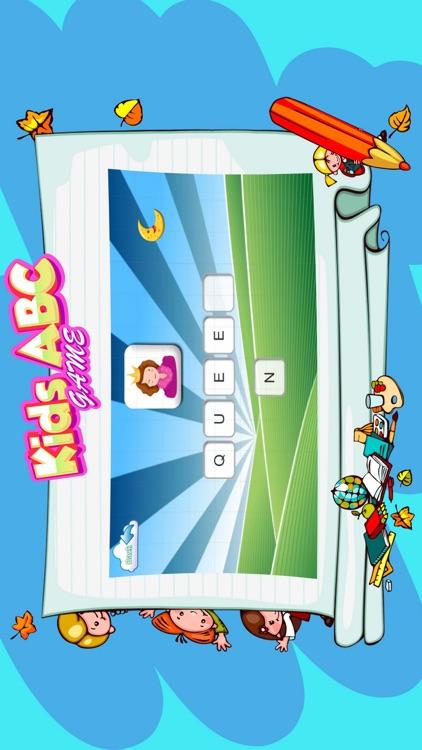 Kids ABC Games - Toddler Boys & Girls Learning screenshot-3