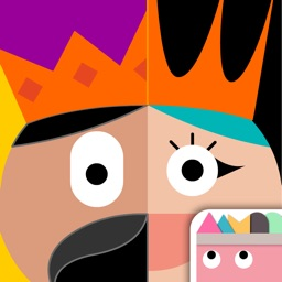 Thinkrolls Kings & Queens - Logic and Physics Game