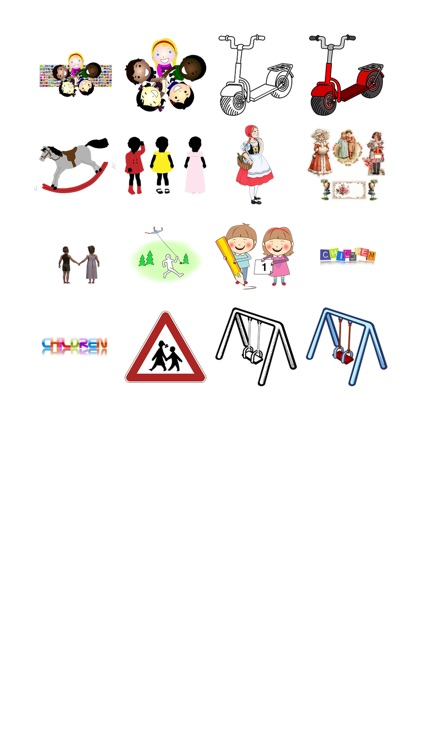 Children Sticker Pack