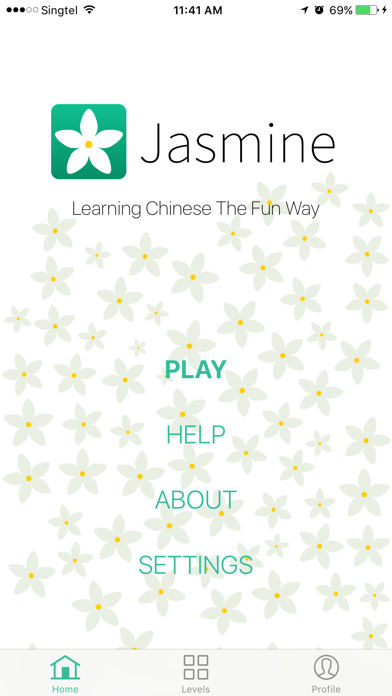 Jasmine - Fun games to learn Chinese screenshot one