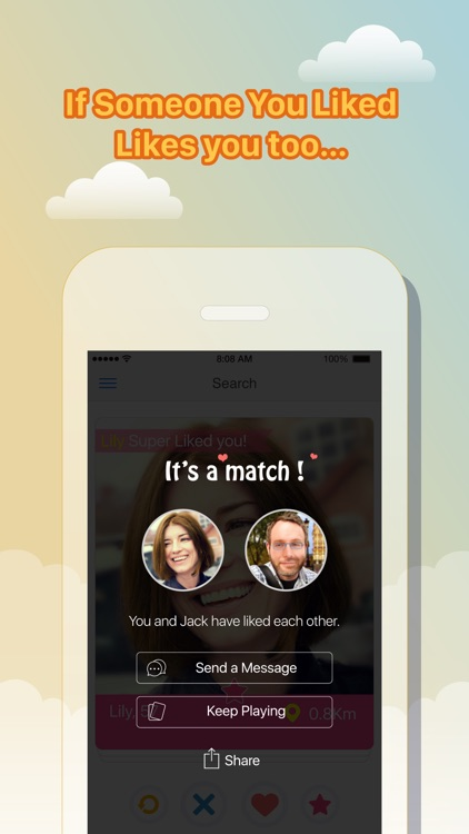 Sunrise Dating PRO - 60s' Romance may surprise you screenshot-3