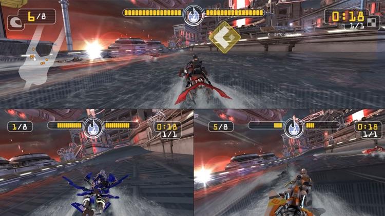 激流快艇3 screenshot-4