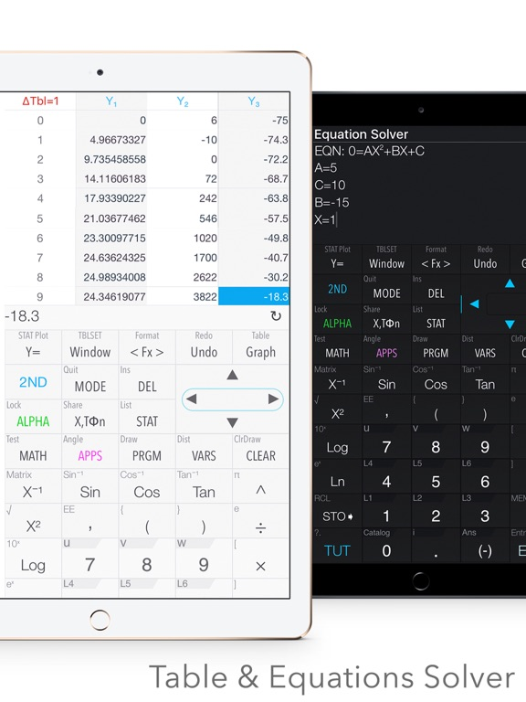 Graphing Calculator Plus screenshot 9