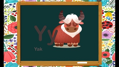 Good To Learn English ABC Cat Animal First School screenshot three