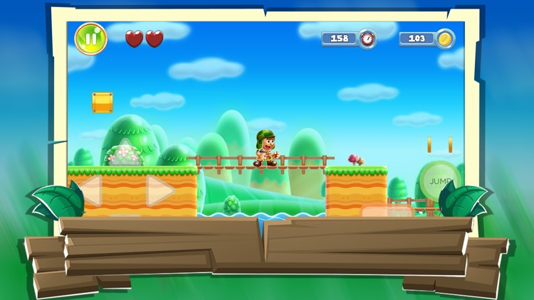 Super Adventure World - Jungle screenshot-3