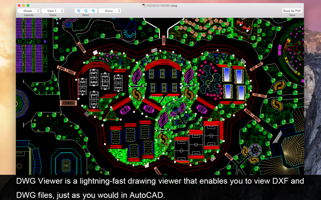Microspot DWG Viewer