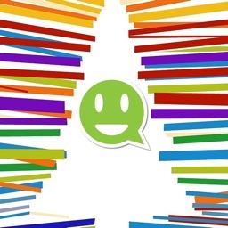 Christmas Day - Stickers, Emoji Art, Wallpaper