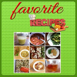Favorite Recipes Book with Video