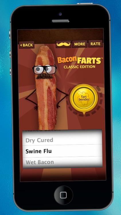 Bacon Farts App - Best Fart Sounds - Santa Edition screenshot-4