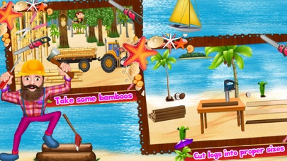 Seaside Dream House Builder screenshot three
