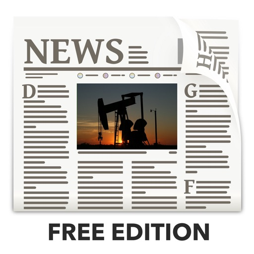 Oil News & Natural Gas Updates Today iOS App