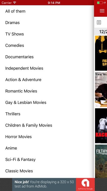 Upflix for Netflix