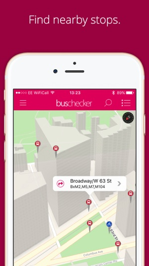 NYC Bus Checker on the App Store