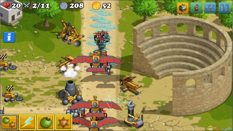 Kingdom Defender Battle - Defense Games
