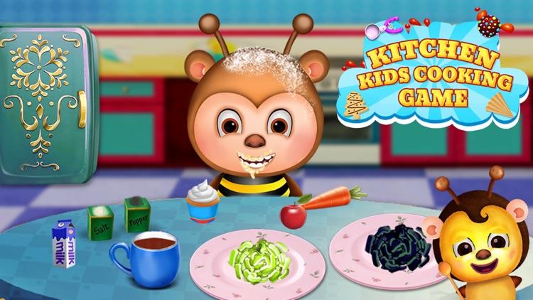 Kitchen Kids Cooking Game screenshot-4