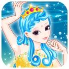 ロマンチックなマーメイド - 女の子のためのスタイル私のゲーム icon