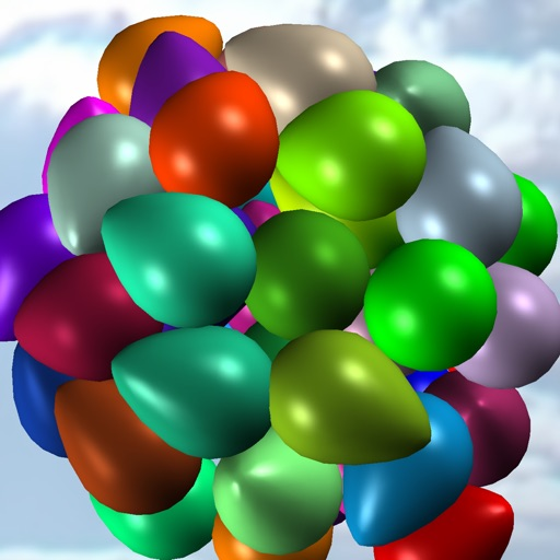 99 Balloons HD By Snow Storm Software