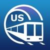 ワシントン地下鉄ガイド - iPadアプリ