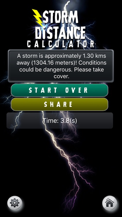 Storm Distance Tracker - Severe Weather Calculator screenshot-3