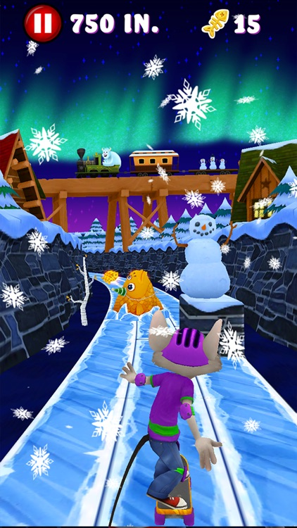 Chuck E. Cheese's Skate Universe screenshot-3