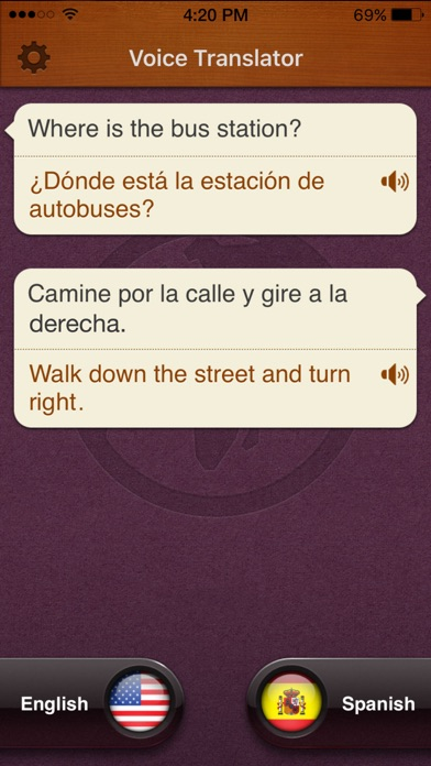 download Voz Traductor Pro apps 0
