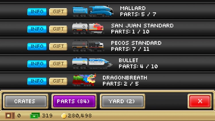 Pocket Trains - Railroad Empire Building screenshot-3