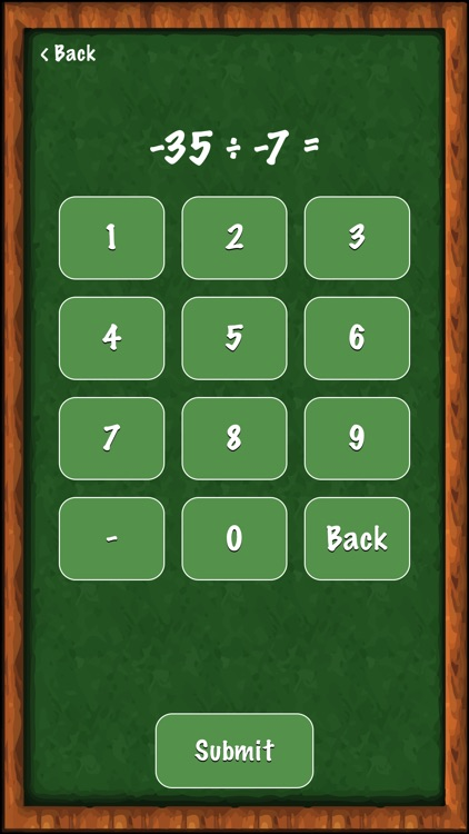 Math Practice - Integers screenshot-4