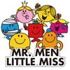 Mr. Men Little Miss with Clickable Paper