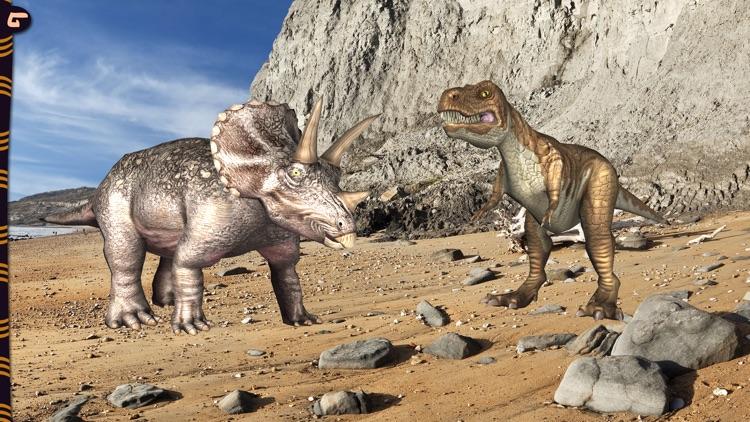 3D Turutu Animated Stickers: Dinosaurs screenshot-0