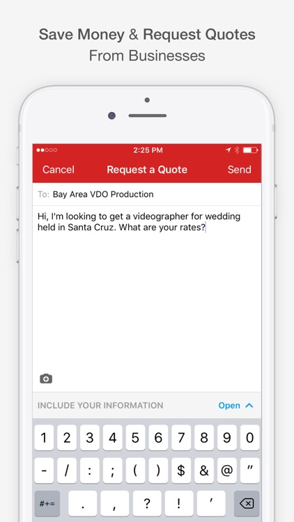 Yelp - Nearby Restaurants, Shopping & Services app image