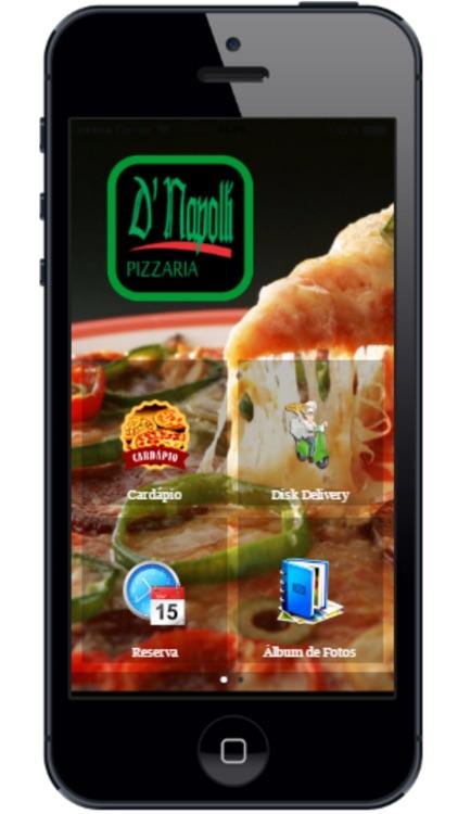 D'Napolli Pizzaria app image