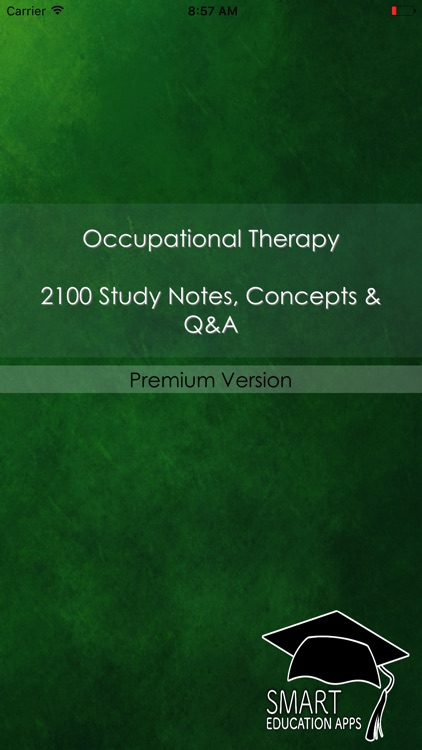 Occupational Therapy Exam Prep App 2017 : 2100 Q&A