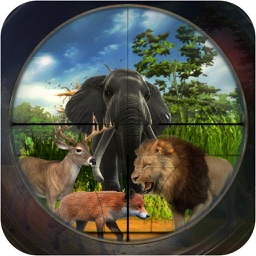 Wild Animal Sniper: Safari Hunting Adventure