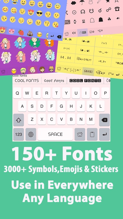 Symbol Infinity Pro ∞ Symbols,Cool Fonts & Kaomoji