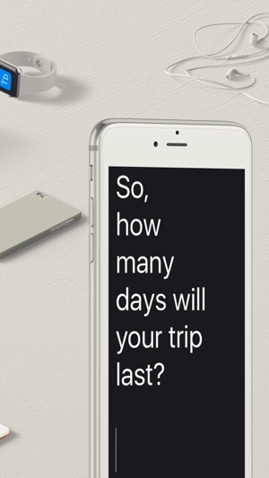 Today Balance - Travel Money & Expenses Screenshot