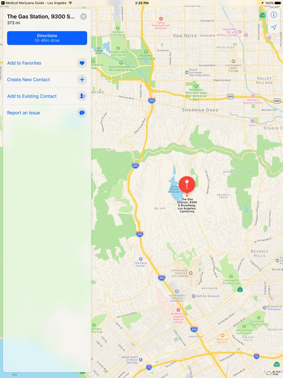 Medical Marijuana Dispensary Guide, Los Angeles screenshot-4