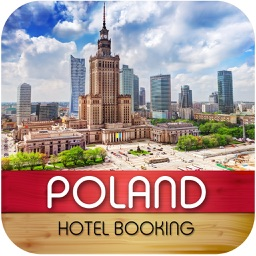 Poland Hotel Booking Search