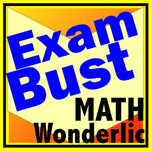 Wonderlic Math Prep Flashcards Exambusters
