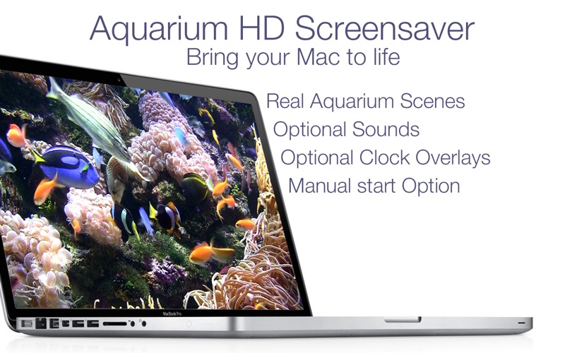 Aquarium Live HD Screenshot
