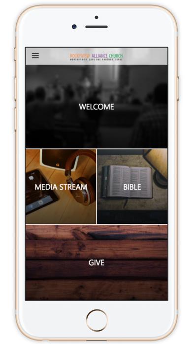 Rockyview Alliance Church screenshot three
