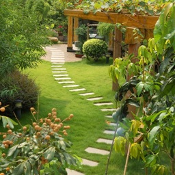 Yard and Garden Design Ideas & Gardening Ideas